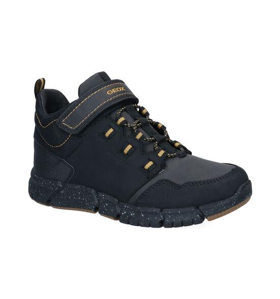 Geox Amphibiox Zwarte Hoge Schoenen