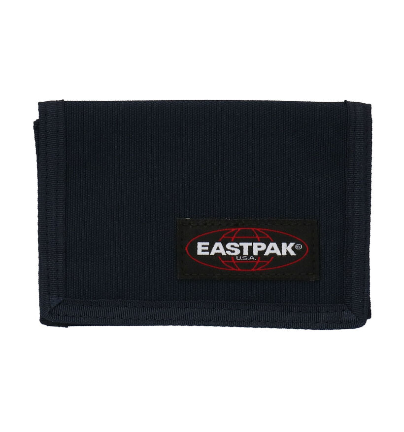Eastpak Crew Single Portefeuille en Noir en textile (264455)