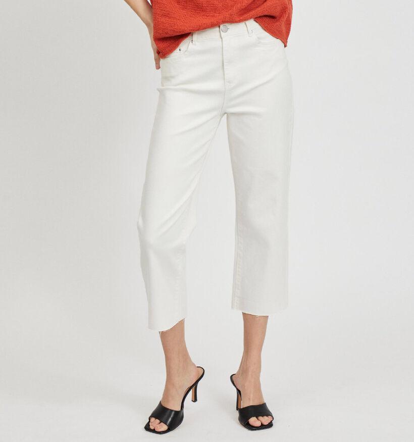 Vila Stray Witte Jeans (299503)