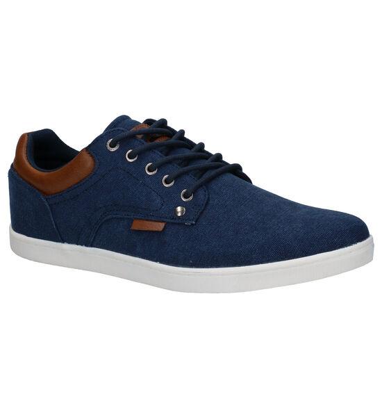 Bullboxer Chaussures basses en Bleu foncé