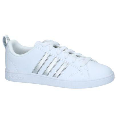 Lage Sportieve Sneakers Wit adidas VS Advantage, Wit, pdp