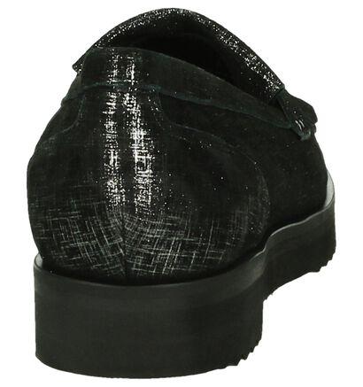 Hampton Bays Chaussures slip-on en Gris foncé en nubuck (182948)
