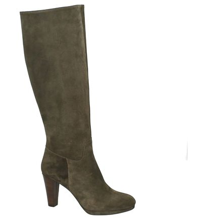 Duee Bottes  (Taupe), Taupe, pdp