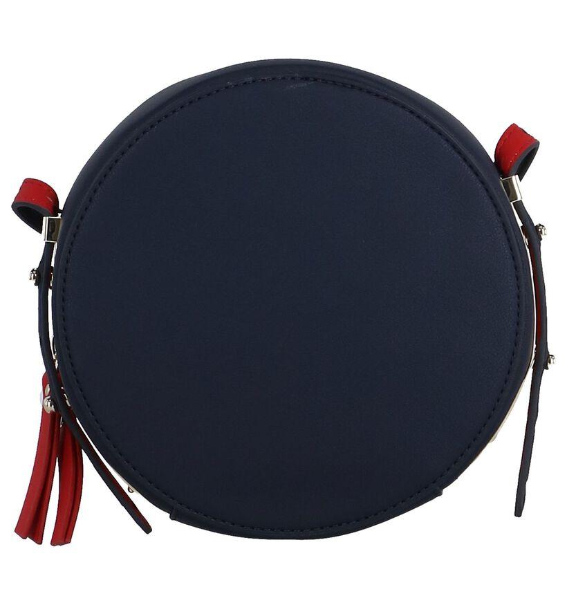 Donkerblauwe Crossbody Tas Tommy Hilfiger in kunstleer (252327)
