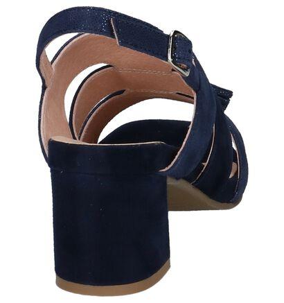 Softwaves Sandales  (Bleu foncé), Bleu, pdp