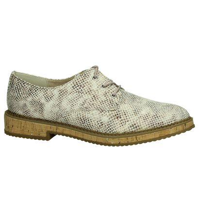 Tamaris Chaussures à lacets  (Beige clair), Beige, pdp