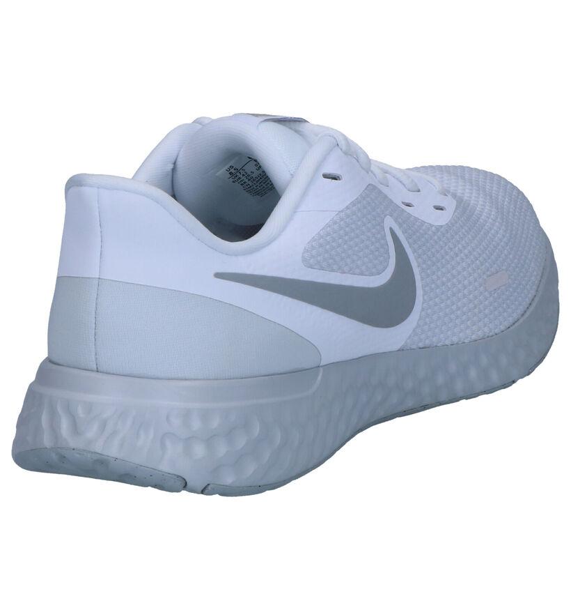 Nike Revolution Baskets en Noir en textile (284535)