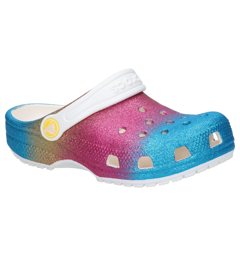 Crocs Classic Ombre Multicolor Slippers in kunststof (269677)