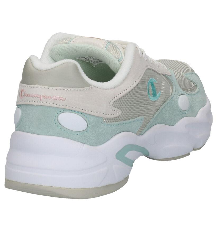 Champion Conway Low Witte Sneakers in kunstleer (265545)