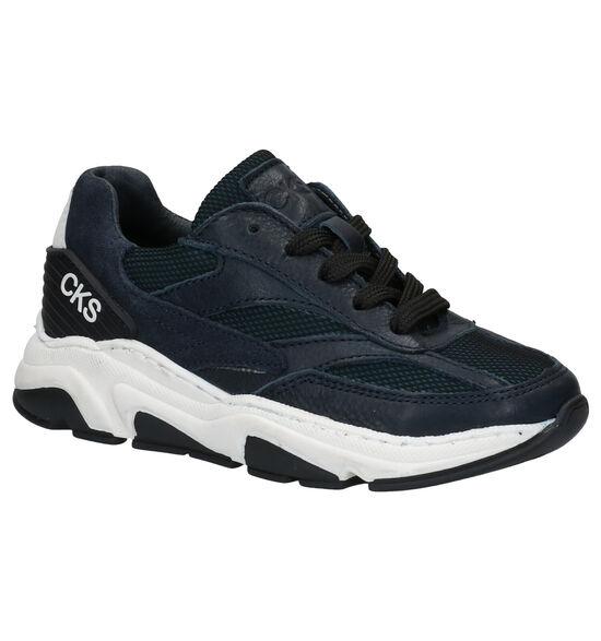 CKS Colt Blauwe Sneakers