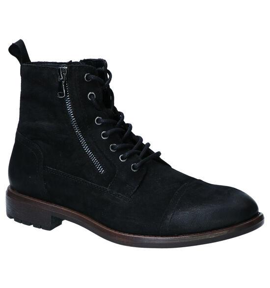 Borgo Sport Zanuu Zwarte Boots