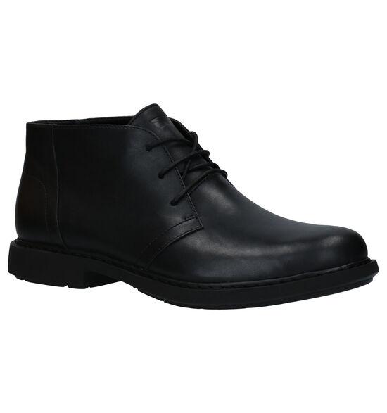Camper Chaussures hautes en Noir