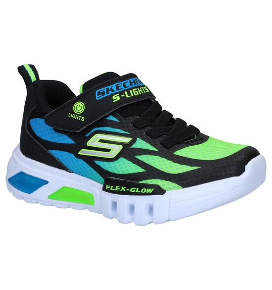 Skechers S-Light Zwarte Sneakers