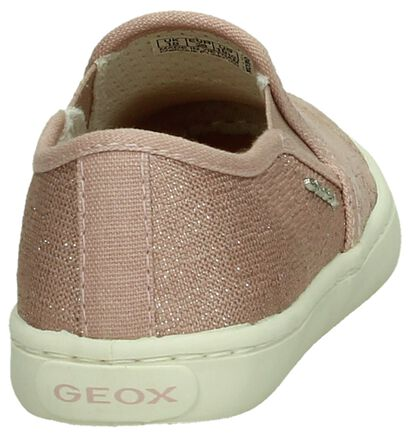 Geox Chaussures sans lacets  (Blanc), Rose, pdp