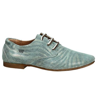 Coque Terra Chaussures à lacets  (Turquoise), Turquoise, pdp