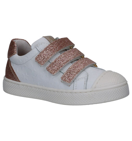 Lunella Witte Sneakers