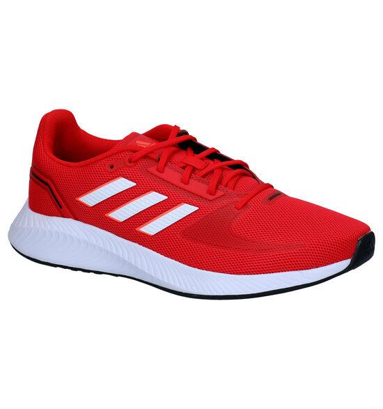 adidas Runfalcon 2.0 Baskets en Rouge