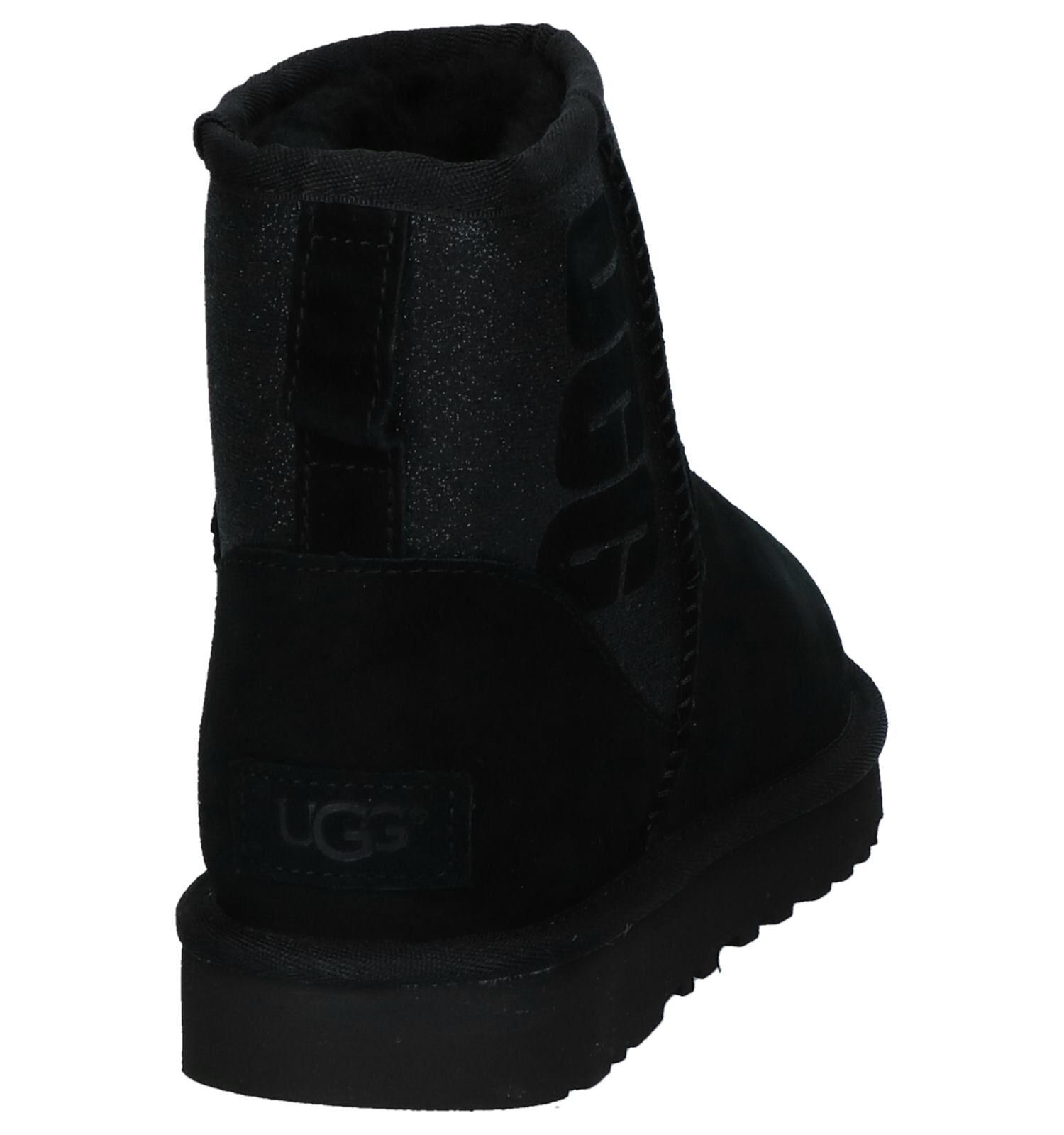 Zwarte Boots UGG Classic Mini