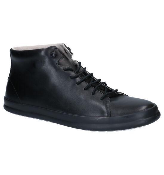 Camper Zwarte Hoge Schoenen