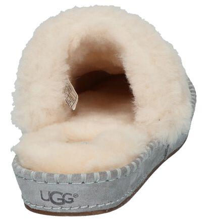 UGG Aira Sunshine Pantoffels Grijs in daim (206395)