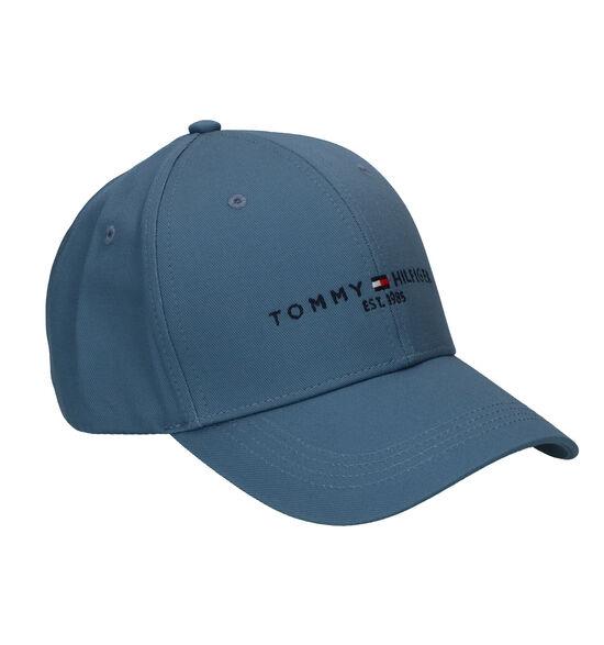 Tommy Hilfiger TH Established Cap Blauwe Pet
