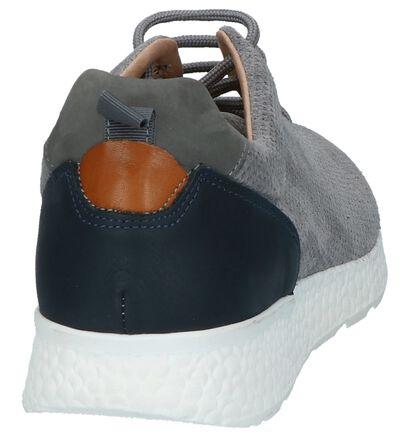 Scapa Liverpool Grijze Sneakers, Grijs, pdp