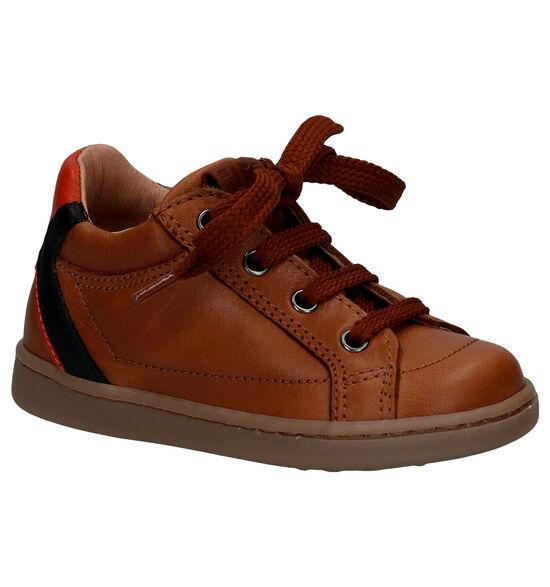 Romagnoli Chaussures pour bébé  en Cognac