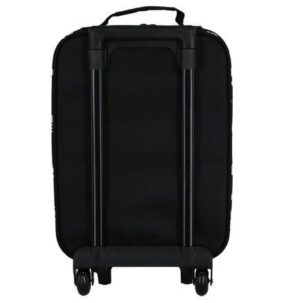 Kidzroom Sacs à roulettes en Noir en textile (260739)