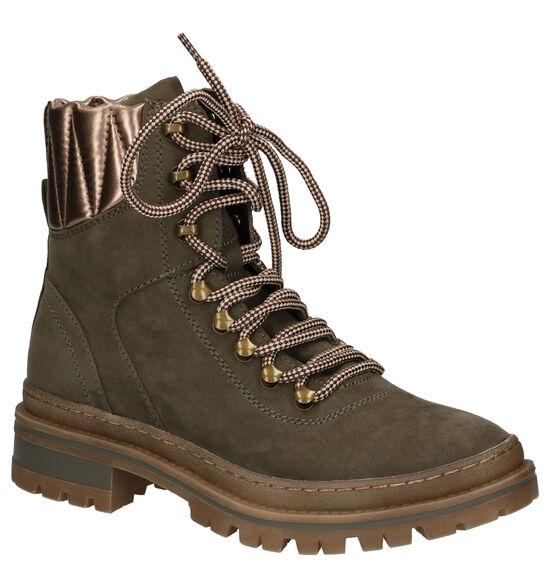 Dazzle Boots Kaki