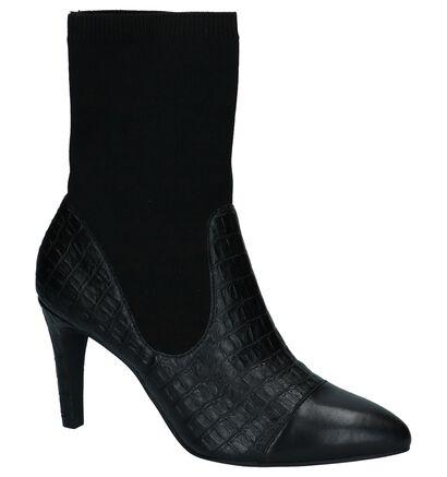 Tamaris Bottes basses en Noir en simili cuir (226764)
