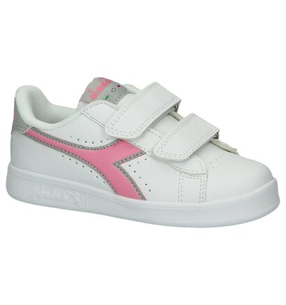 Witte Sneaker Game P PS Diadora, Wit, pdp