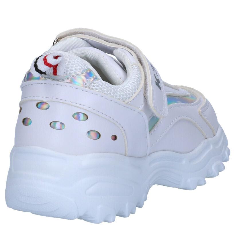 K3 Witte Sneakers in kunstleer (259855)
