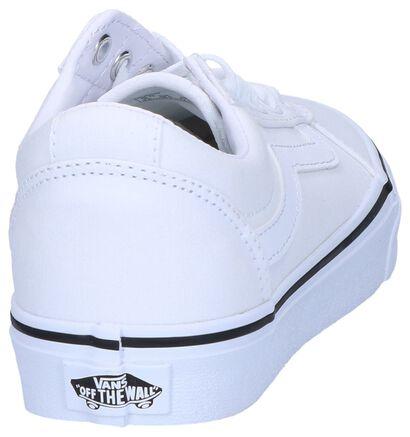 Witte Sneakers Vans Ward, Wit, pdp