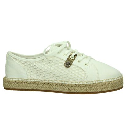 Tommy Hilfiger Chaussures à lacets en Blanc en textile (191640)
