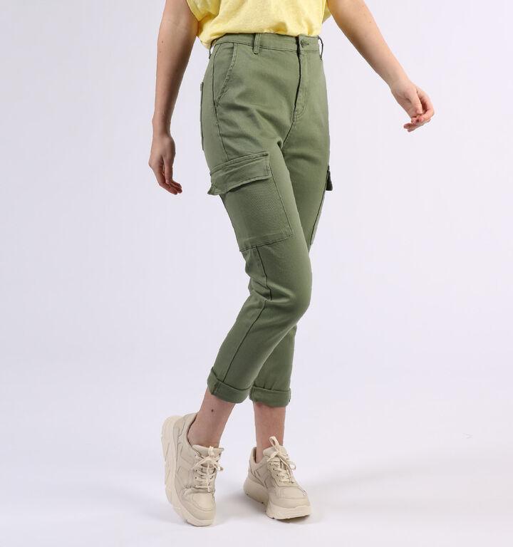 Estee Brown Pantalons cargo en Vert kaki