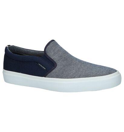Jack & Jones Chaussures slip-on  (Bleu), Bleu, pdp