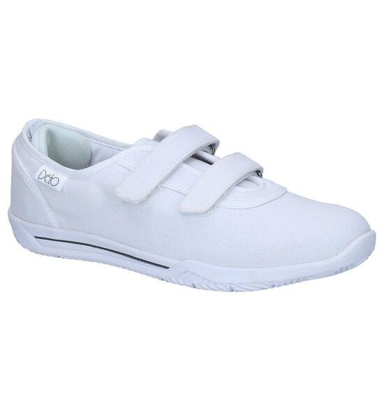 Deto Witte Sportschoenen