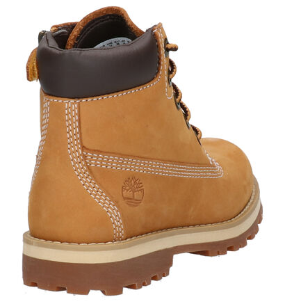 Timberland Courma Kid 6 Inch Bottines en Naturel en nubuck (254745)