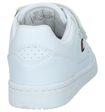 Champion Chicago Baskets basses en Blanc en simili cuir (232281)
