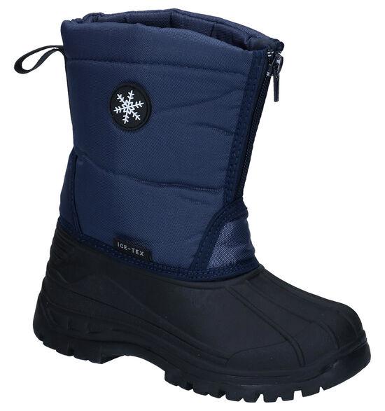 Snow Fun Blauwe Snowboots