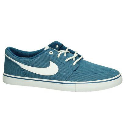 Nike Skate sneakers  (Noir), Bleu, pdp