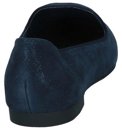 Donkerblauwe Loafers Marco Tozzi, Blauw, pdp