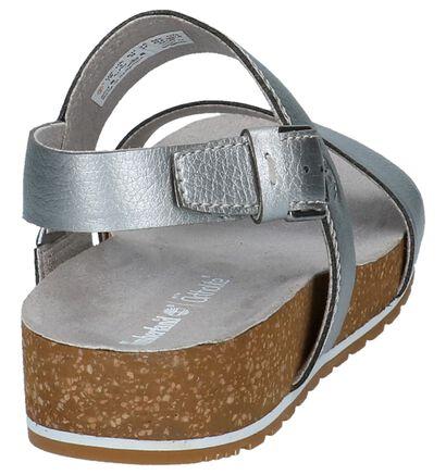 Timberland Malibu Waves Zilveren Sandalen, Zilver, pdp
