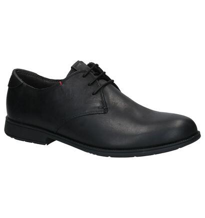 Camper Chaussures habillées en Noir en cuir (256260)