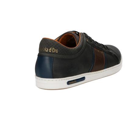 Pantofola d'Oro Marinella Chaussures basses Bleu foncé, Gris, pdp