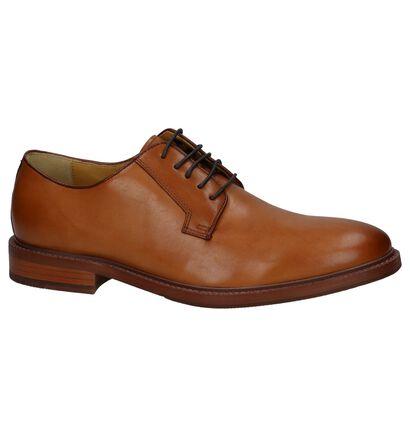 Steptronic Banbury Chaussures habillées en Cognac en cuir (259268)