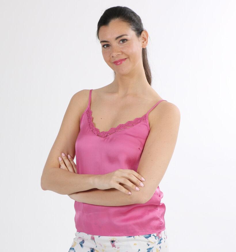 Bellita Tonia Roze Top (300217)