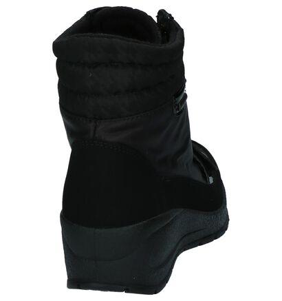 Zwarte Snowboots Skandia, Zwart, pdp