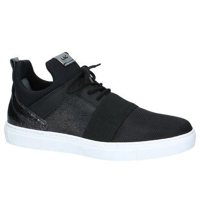 NeroGiardini Zwarte Sneakers in leer (226485)