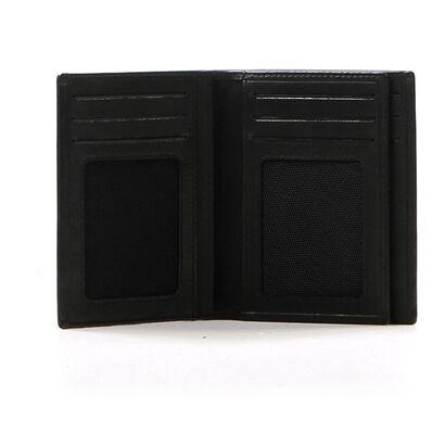 Maverick Porte-monnaies en Noir en cuir (202393)